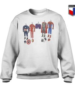 Custom Marvel Funny Sweatshirt