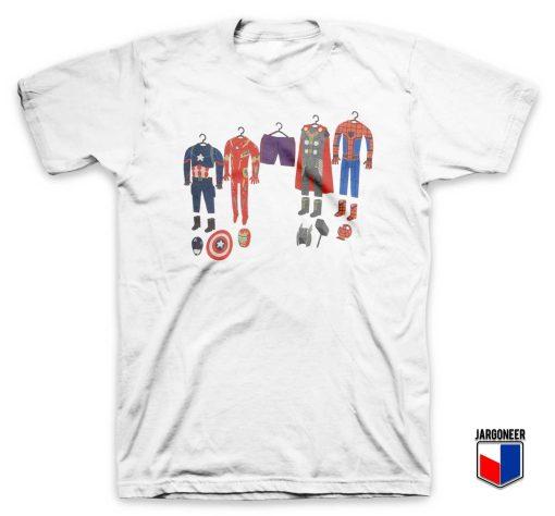 Custom Marvel Funny T Shirt