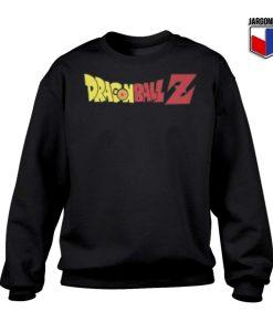 DragonBall Z Logo Sweatshirt