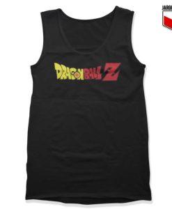 DragonBall Z Logo Tank Top