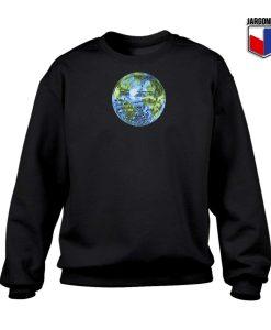 Galactic Disco Ball Planet Earth Sweatshirt 247x300 - Shop Unique Graphic Cool Shirt Designs