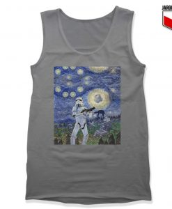 Stormtrooper Starry Night Tank Top