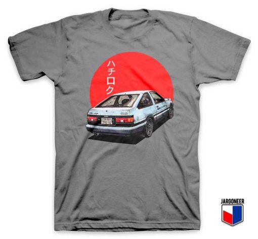 Ae86 D Trueno Japan T Shirt