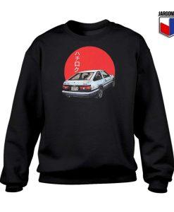 Ae86 D Trueno Japan Sweatshirt