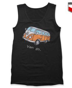 Car-And-Letter-Van-go-Tank-Top