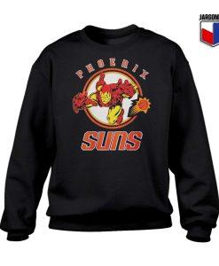 Iron Man Phoenix Suns Sweatshirt
