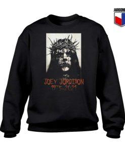 Joey Jordison Slipknot 1975 2021 Sweatshirt 247x300 - Shop Unique Graphic Cool Shirt Designs