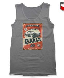 Mechanic On Duty Garage Tank Top