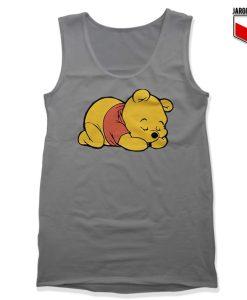 Winnie the Pooh Cartoon Tank Top