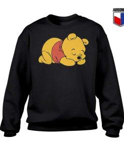 Winnie the Pooh Cartoon Sweatshirt
