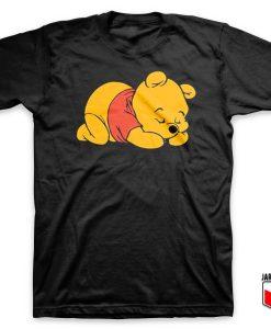 Winnie the Pooh Cartoon T Shirt
