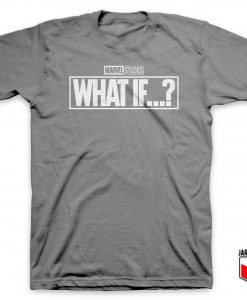Marvel What If T Shirt