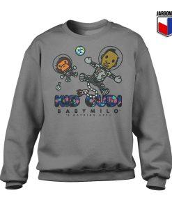Kid Cudi Baby Milo Moon Sweatshirt
