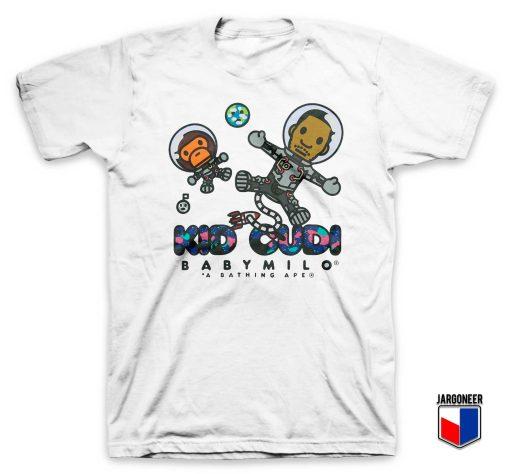 Kid Cudi Baby Milo Moon T Shirt