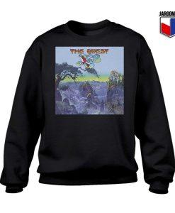 Yes The Quest Sweatshirt 247x300 - Shop Unique Graphic Cool Shirt Designs