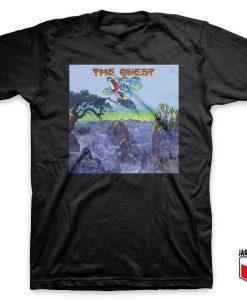 Yes The Quest T Shirt 247x300 - Shop Unique Graphic Cool Shirt Designs