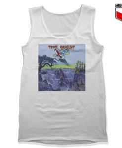 Yes The Quest White Tank Top 247x300 - Shop Unique Graphic Cool Shirt Designs