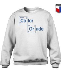 Color Grade Your Sweatshirt