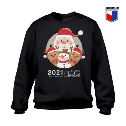 Happy New Year Cute Sweatshirt
