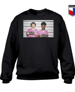 Lil Nas X Ft Jack Harlow Sweatshirt 247x300 - Shop Unique Graphic Cool Shirt Designs
