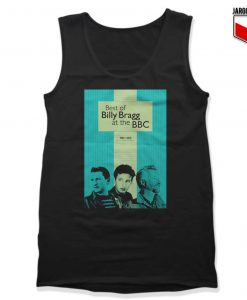The Best of Billy Bragg at the BBC Tank Top 247x300 - Shop Unique Graphic Cool Shirt Designs