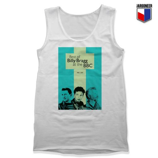 The Best of Billy Bragg at the BBC Tank Top