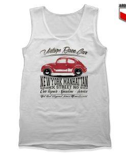 Vintage Race Car Tank Top 247x300 - Shop Unique Graphic Cool Shirt Designs